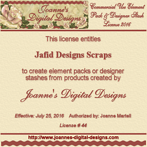 Joanne's Digital Designs CU4CU License