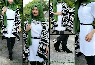 Model baju muslim remaja yang modis