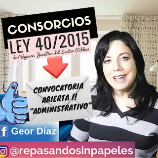 los-consorcios-en-la-ley-40-2015
