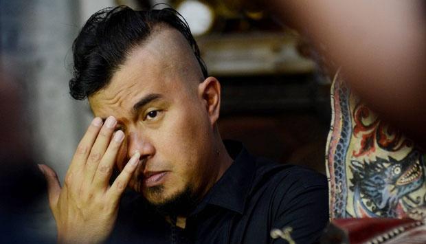 Kasihan, Di saat Hari Musik Nasional Musisi Kumpul di Istana, Ahmad Dhani Malah Dilaporkan ke Polisi