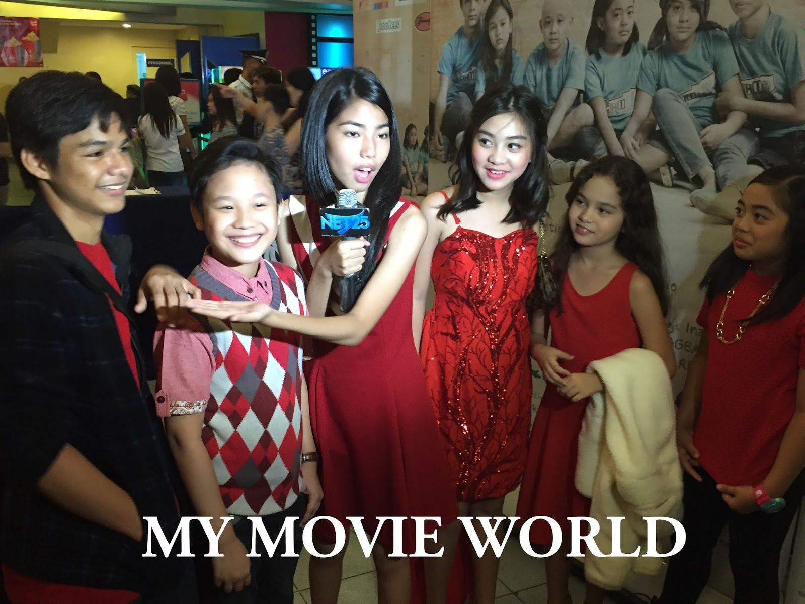 My Movie World: Child Haus Holds Successful Premiere Night