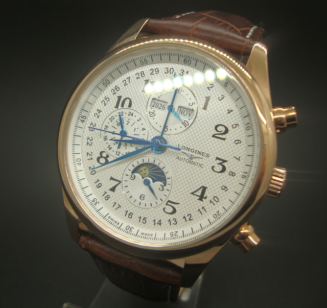 luxury watches replica online longines master collection longines master collection men s watch replica l2 673 4 78 3