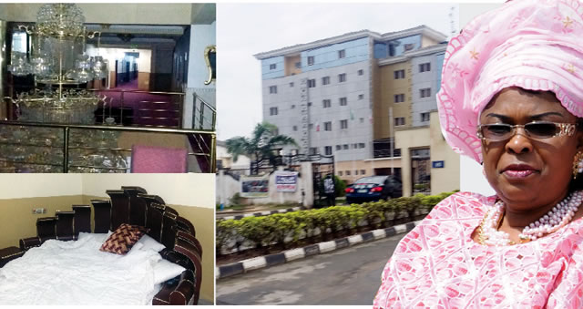 EFCC sets up team to identify, mark Patience Jonathan's property