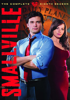 Smallville (TV Series) S08 DVD R1 NTSC Latino