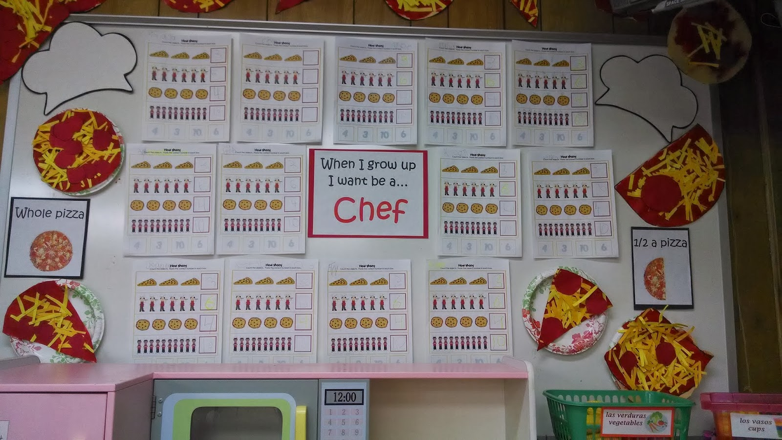 Preschool For Rookies Community Helpers Chef