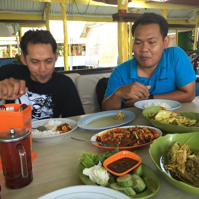 Gombyang Manyung Kuliner Khas Indramayu