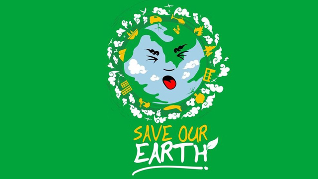 how can we save our earth from increasing pollution