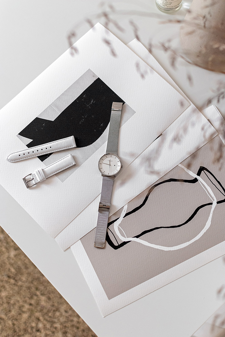 Danish design quality watches by Nordgreen. Styling and photography by Eleni Psyllaki for My Paradissi