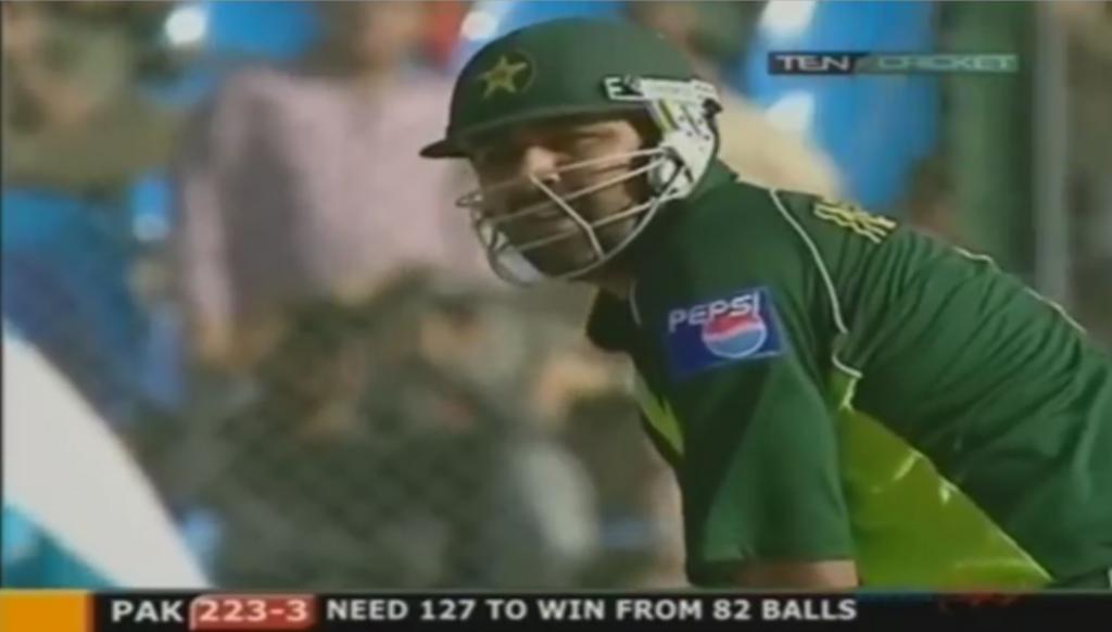 India vs pakistan 2004 samsung cup