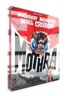 Blu-ray Review - MOTHRA Steelbook