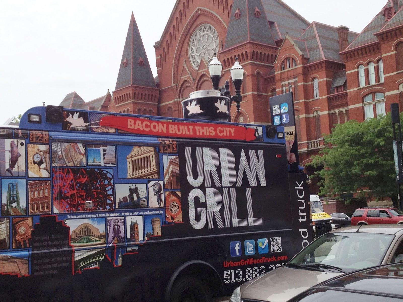 Urban Food Truck Cincinnati