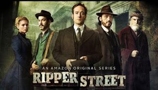 Ripper Street Temporada 4 Poster