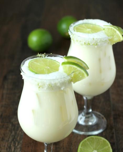 Brazilian Lemonade #drink #delicious