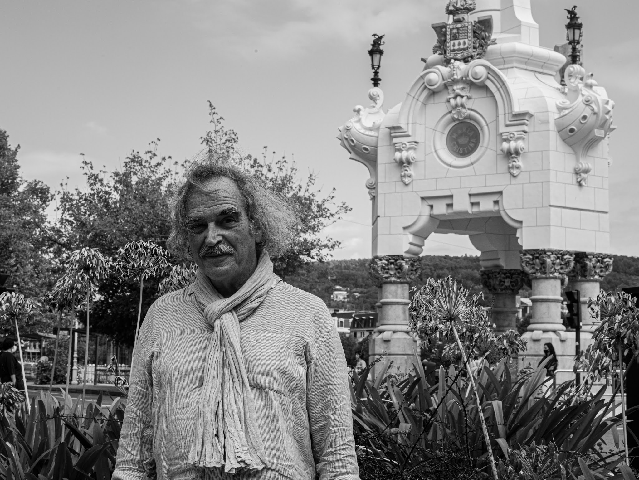 Eugène Green, en el 68º festival de San Sebastián