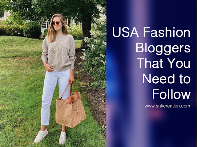 Top 10 Instagram Fashion Bloggers in USA