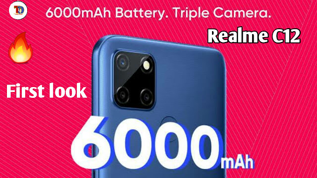 realme c12 price in india features & full specification