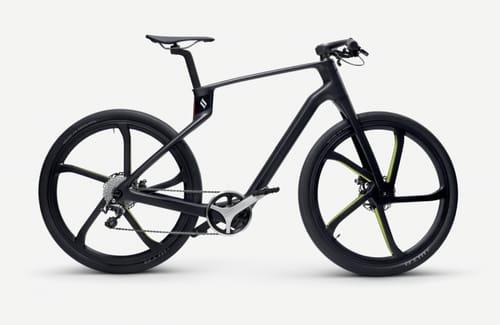 Carbon Fiber Electric Bike By Size