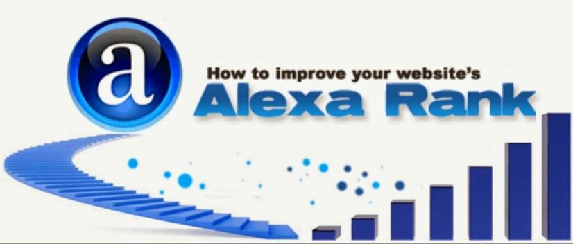 Cepat mengecilkan alexa rank blog