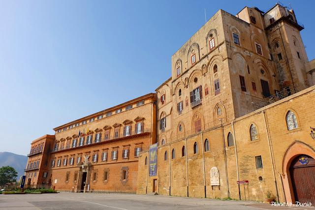 Palacio de los Normandos