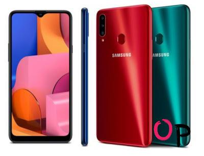 سعر و مواصفات Samsung Galaxy A20s - عيوب ومميزات جلاكسي A20s