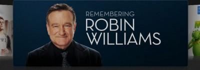 Apple Rilis Remembering Robin Williams di iTunes