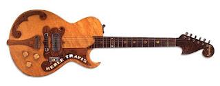 Η κιθάρα του Bigsby για τον Merle Travis