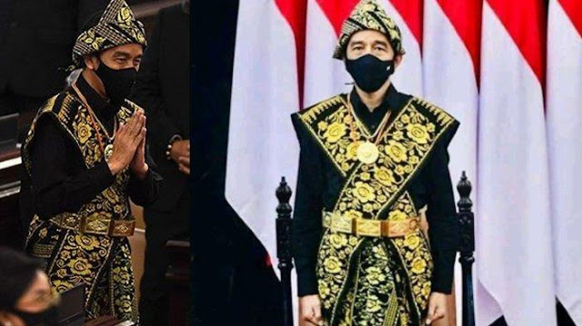 Jokowi: Jangan Ada yang Merasa Paling Agamis