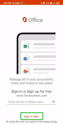 Best way to make pdf file in mobile from images or documents