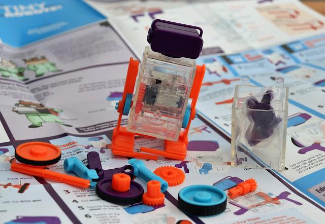 smartlab tiny robot