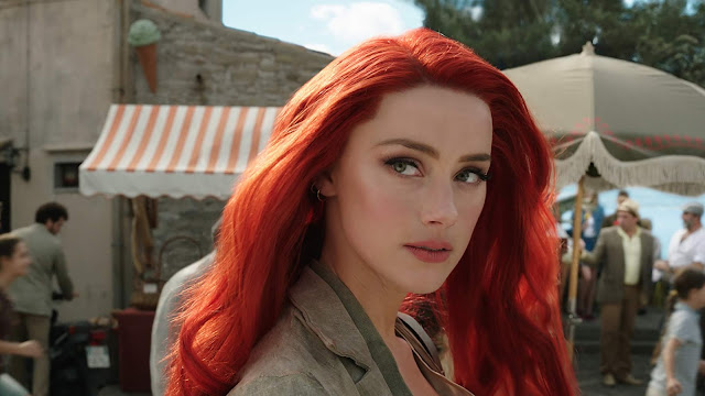Amber Heard in Aquaman (2018)