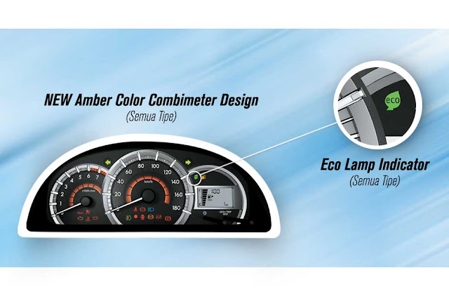 Lampu Indikator Grand New Avanza Warna Hitam Interior Toyota 2015 | Astra Indonesia