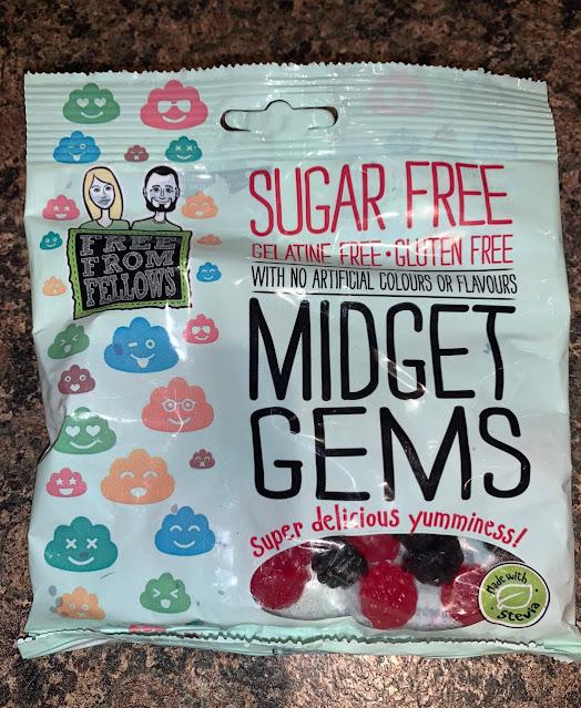Midget Gems - Sugar Free