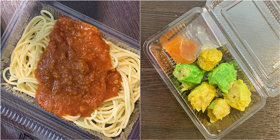 Makanan Sedap Di TBS