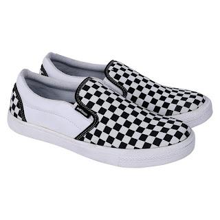 Sepatu Casual Slip On Pria Catenzo BA 5032
