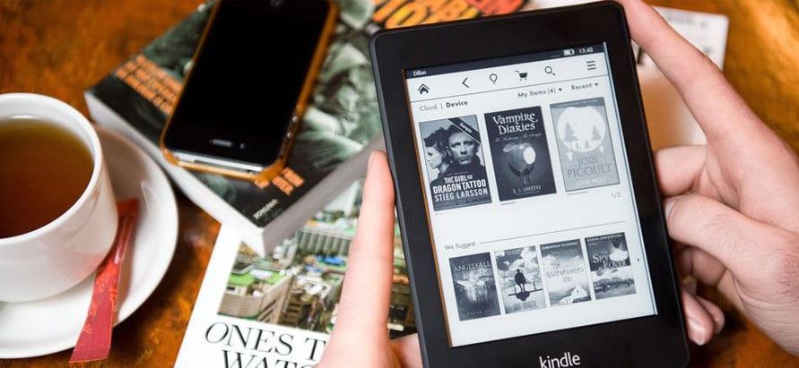Livros GRATUITOS para ler no KINDLE