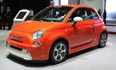10 pilihan mobil bertenaga listrik,mobil listrik,
