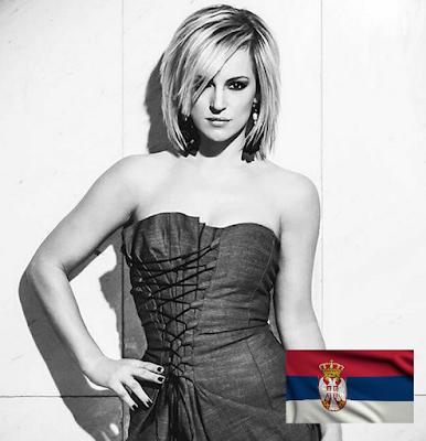 f315199d38 Serbia has revealed today it s Tijana Bogićević (35) for Eurovision 2017  with a song written by Borislav Milanov