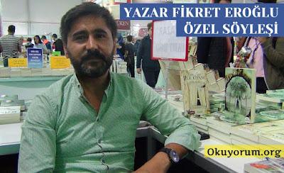 Yazar Fikret Eroğlu