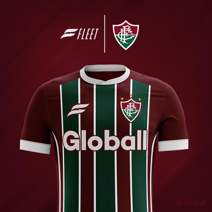 0e63ce65a183a E se fosse assim - Fluminense Football Club (RJ) - Show de Camisas