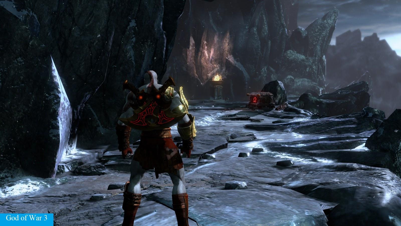 تحميل لعبه God Of War 3 Free Download For Pc Games