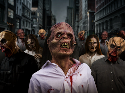 Very Next The Zombie Virus Outbreak: Be Ready For It
