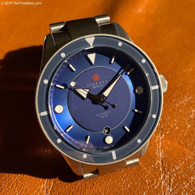 Direnzo DRZ 03 Eclipse blue