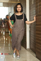 Swathi Reddy Pos in Jumpsuit at London Babulu Movie First Song Launch .COM 0009.jpg
