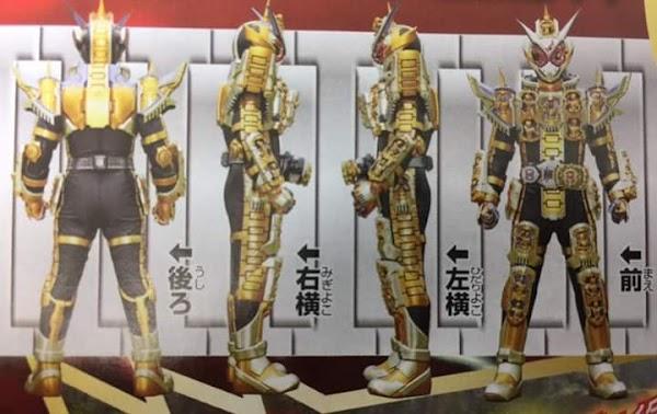 Scan Final Form Kamen Rider Zi-O