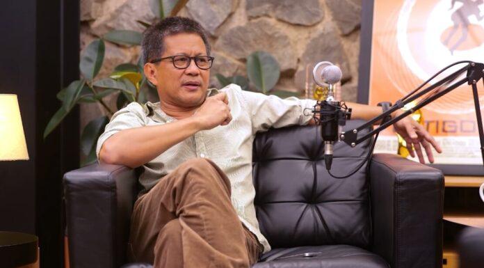 Kemenristek-Kemendikbud Digabung, Rocky Gerung: Bilang Aja Nadiem Nggak Diperlukan!