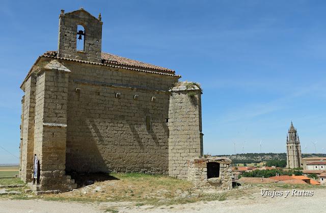 Ermita de Santiago, Ampudia