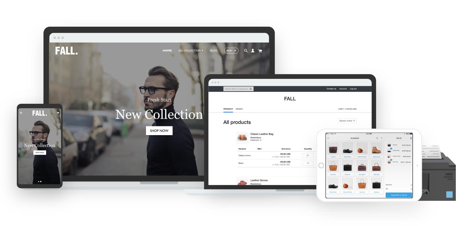 Cara Buat Website Kedai Online Sendiri Dengan Modal RM41