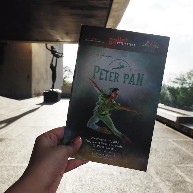 Peter Pan Ballet Philippines | heyladyspring.com