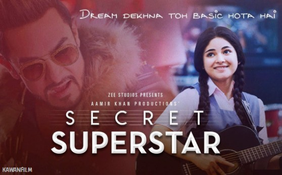 Secret Superstar (2017) WEBDL Subtitle Indonesia