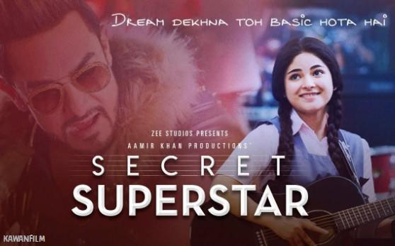 Secret Superstar (2017) WEBDL Subtitle Indonesia